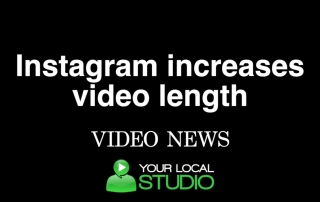 Video News - Instragram increases video length