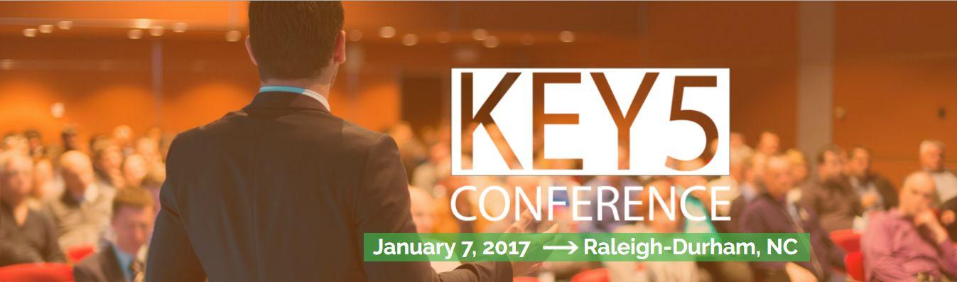 Key5 Conference header