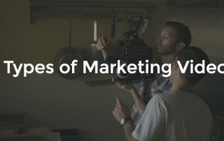 4 types of marketing videos