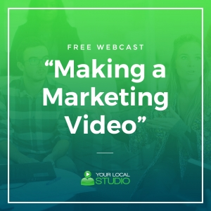 Free Webcast on Making a Marketing Video