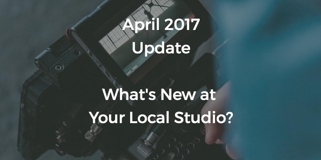 April 2017 Update