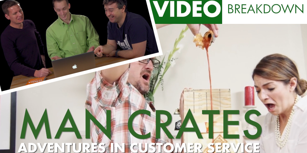 "Man Crates ""Case Study"" Video Marketing Breakdown"
