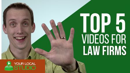 Top 5 Marketing Videos for Law Firms