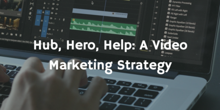 Hub, Hero, Help: A Video Marketing Strategy