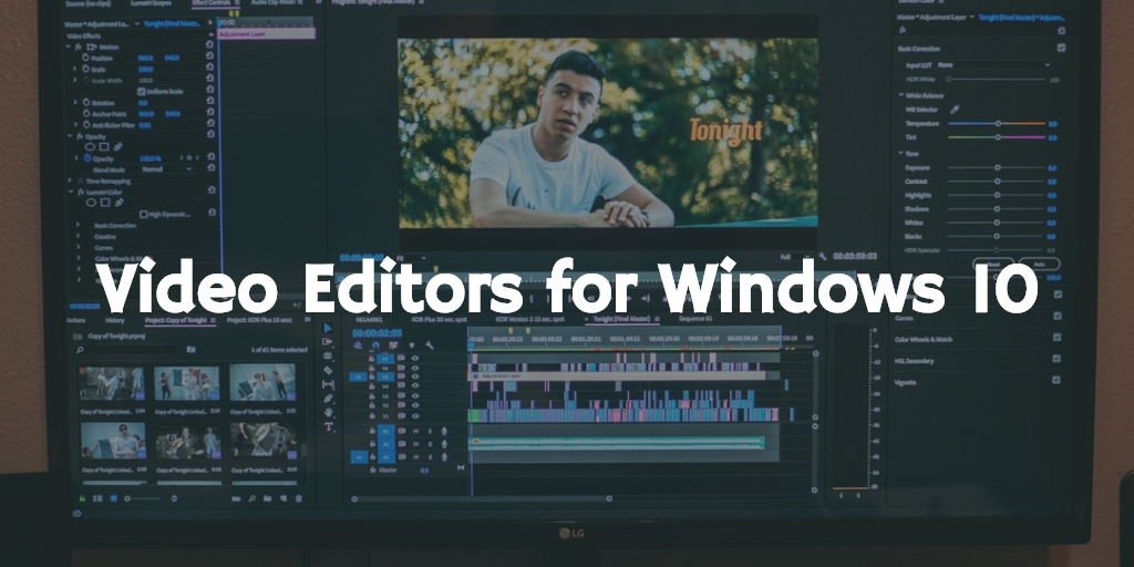 Free Video Editors for Windows 10 (recommended for MARKETERS)